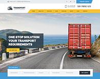 Thiết kế website vận tải kho bãi