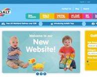 Thiết kế website bán đồ trẻ em