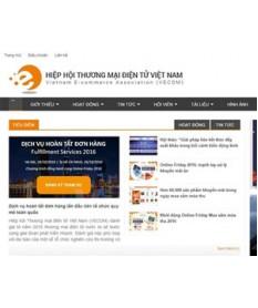 Thiết kế website Tổ chức - Hiệp hội