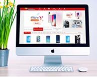 Thiết kế website shop bán điện thoại di động