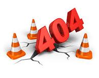 Khắc phục lỗi 404 Not Found cho website