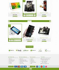 Mẫu website điện tử M002