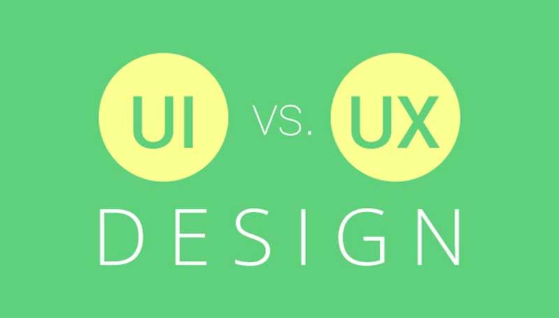 UI & UX trong thiết kế web