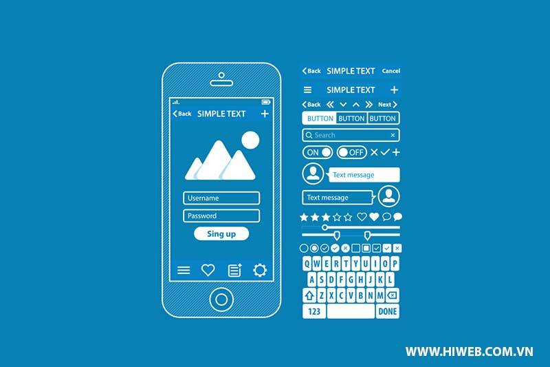 UI & UX rất quan trọng trong thiết kế