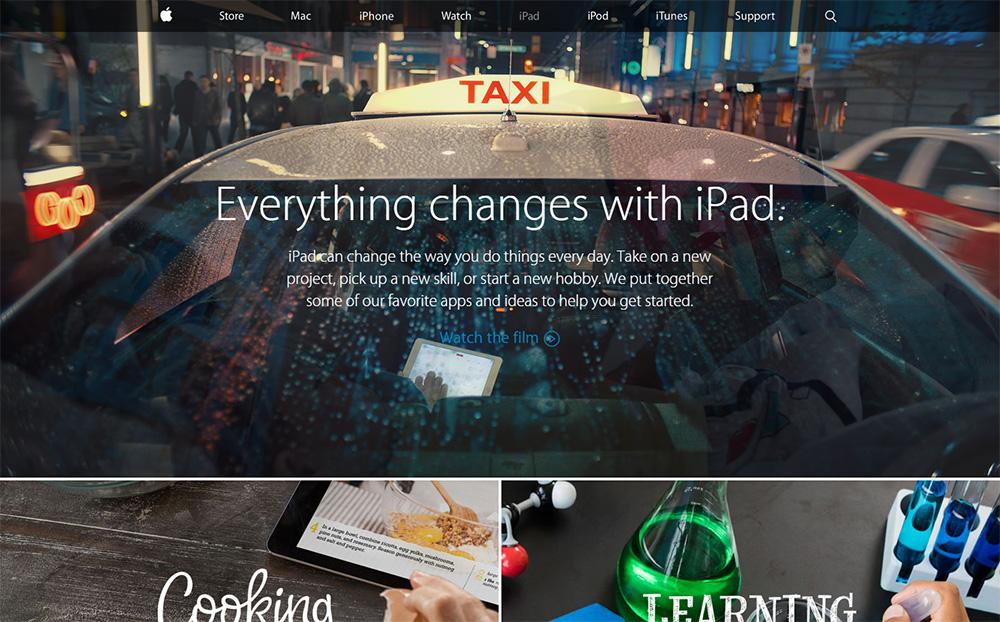 Công nghệ thiết kế website mới nhất - Renponsive