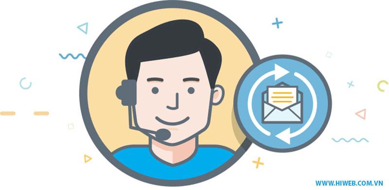 HIWEB sẽ thay bạn lập kế hoạch Email Marketing