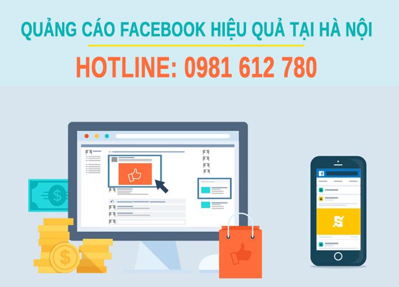 Dịch vụ quảng cáo Facebook tại Hà Nội - HIWEB