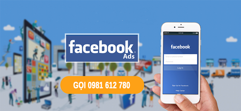 Dịch vụ quảng cáo Facebook tại TP Hồ Chí Minh - HIWEB