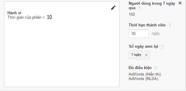 Chặn click ảo bằng cách chặn người dùng có phiên truy cập nhỏ hơn 10s  - HIWEB