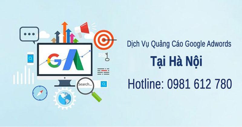 Quảng cáo google adwords tại Hà Nội - Hiweb
