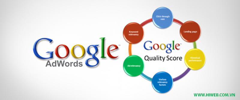 Quy trình tối ưu điểm chất lượng khi quảng cáo Adwords tại HIWEB