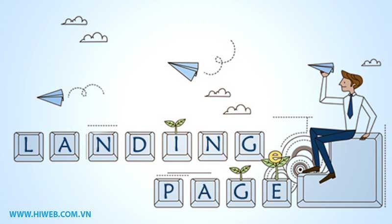 Thiết kế trang landing page phù hợp là một phương pháp quan trọng tăng chuyển đổi website