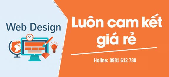 Thiết kế website giá rẻ tại TP Hồ Chí Minh - HIWEB