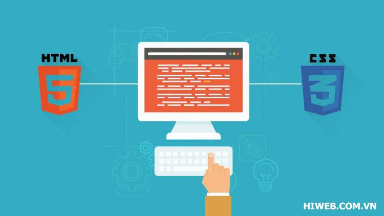 Thiết kế website với HTML5 và CSS3 - HIWEB