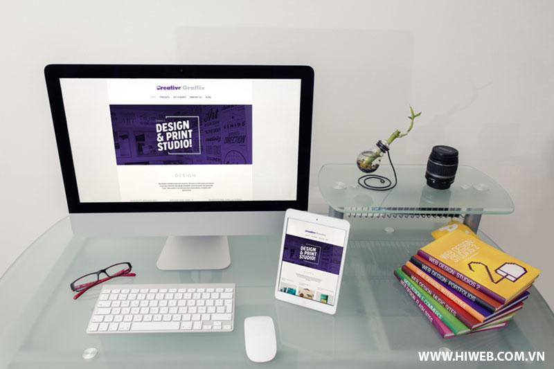 Dịch vụ thiết kế website tại Hà Nội
