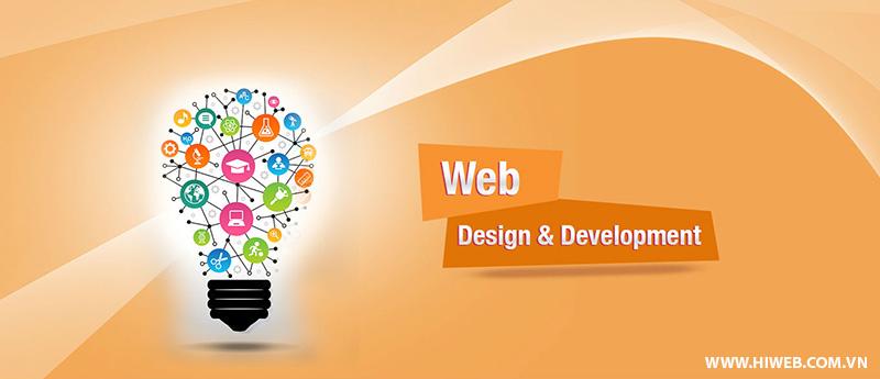 Dịch vụ thiết kế website doanh nghiệp - HIWEB