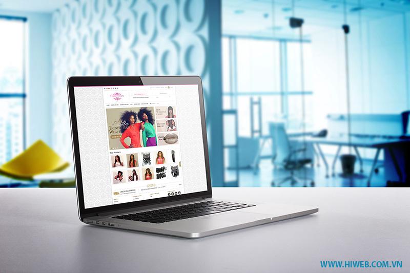 Thiết kế website chuyên nghiệp tại HIWEB