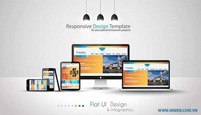 Thiết kế website trọn gói tại HIWEB